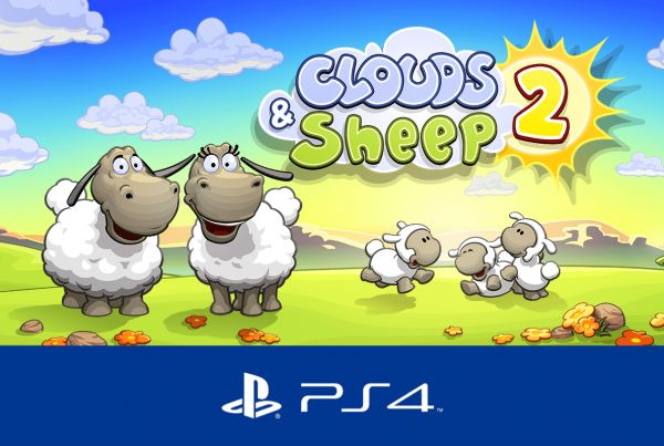 Get Clouds & Sheep 2 on the Playstation Store