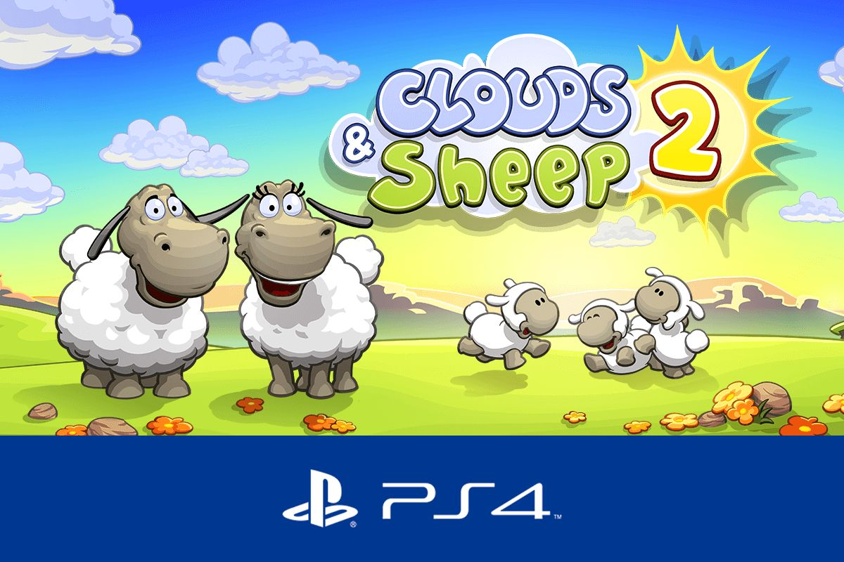 Your fluffy flock – NOW on Playstation 4!
