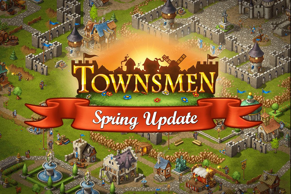 Townsmen Spring Update News