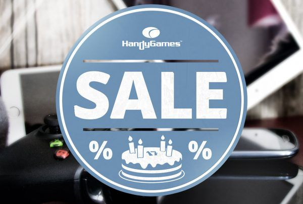 HandyGames Birthday Sale with great discounts on top games