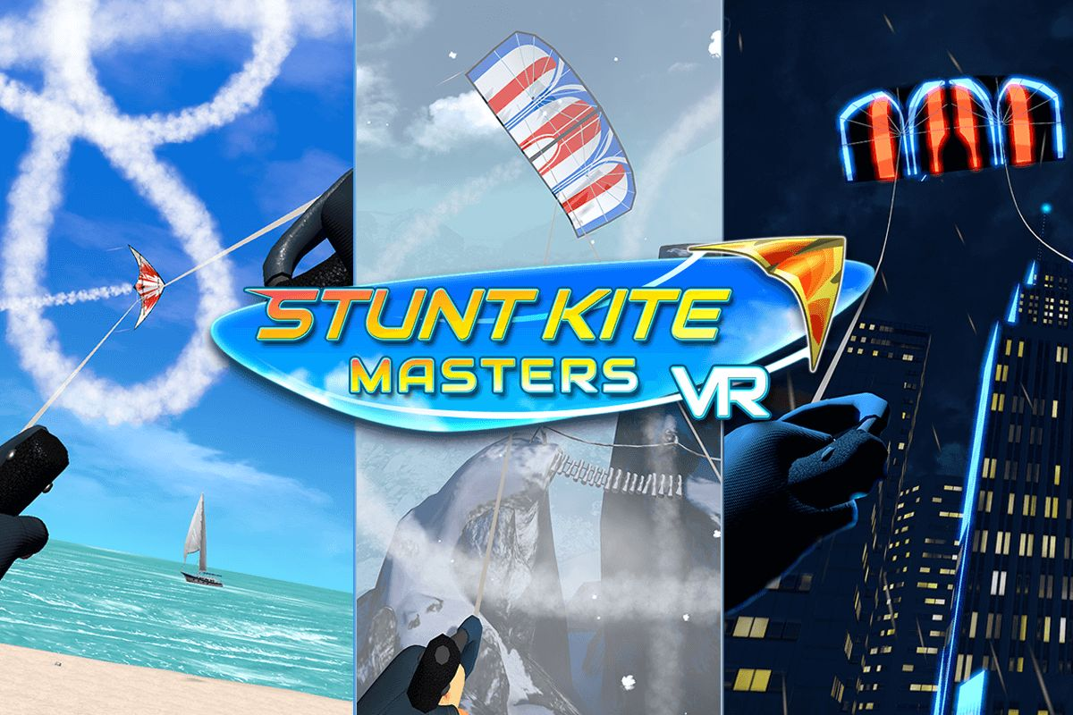Stunt Kite Masters VR Update Screenshots ingame graphics