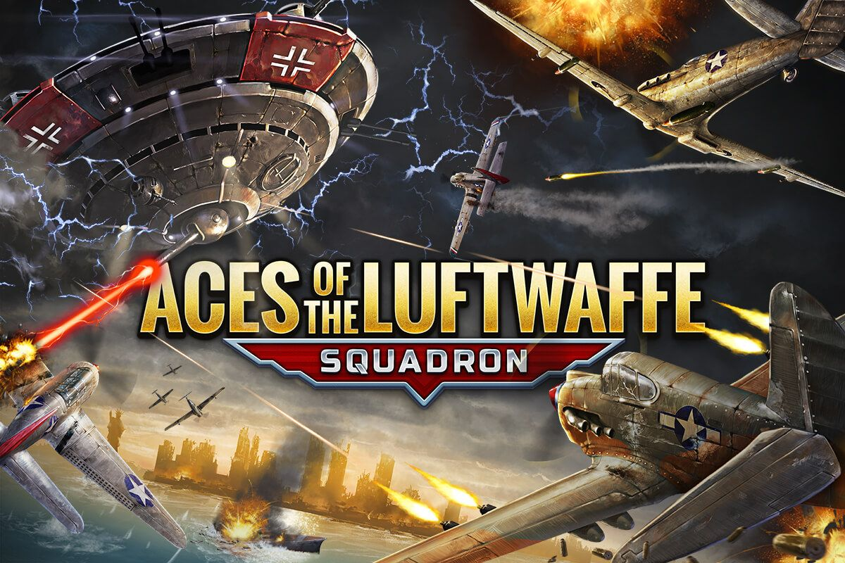 Aces of the Luftwaffe - Squadron on Nintendo eShop