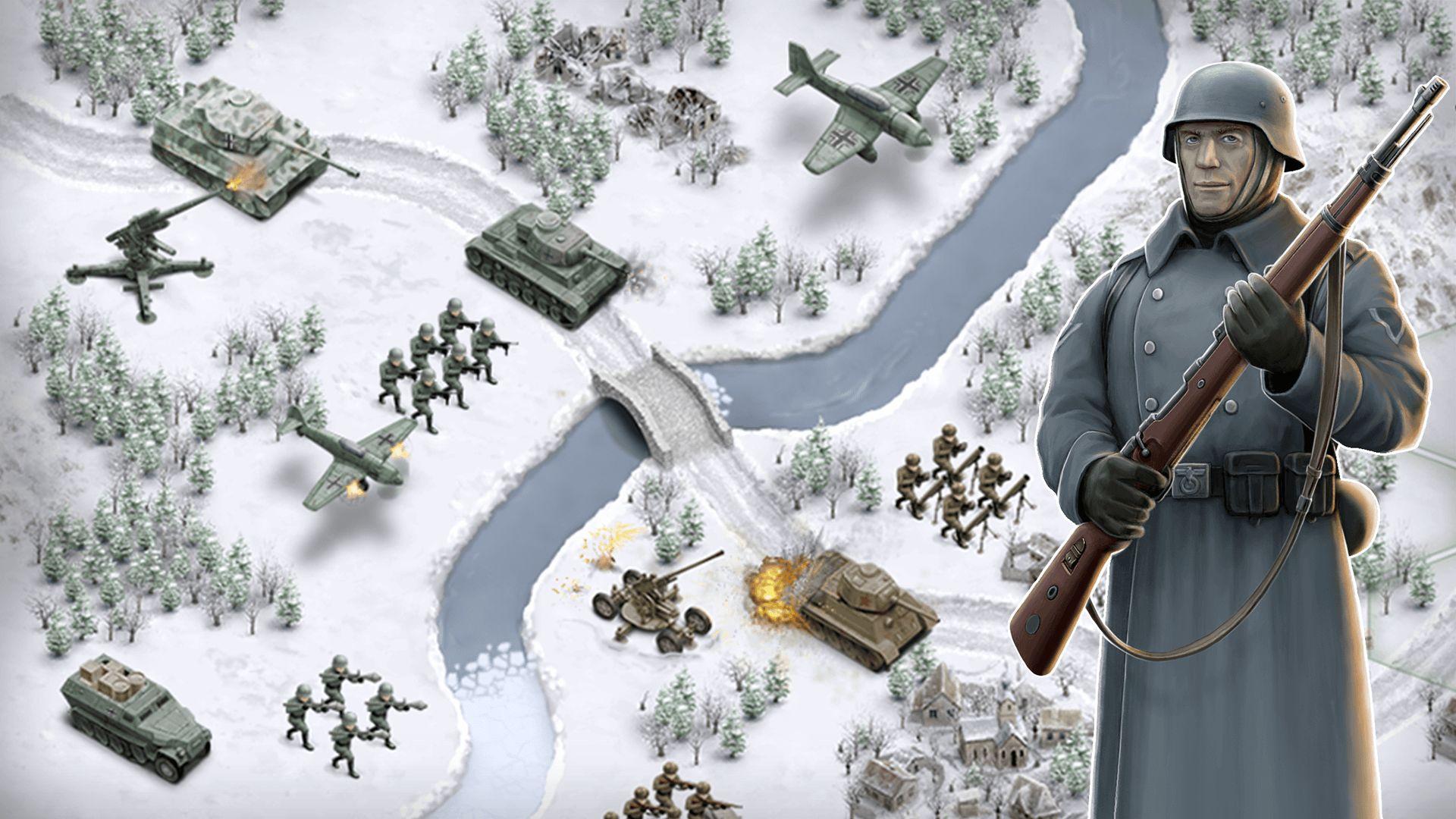 1941 Frozen Front Screenshot 1