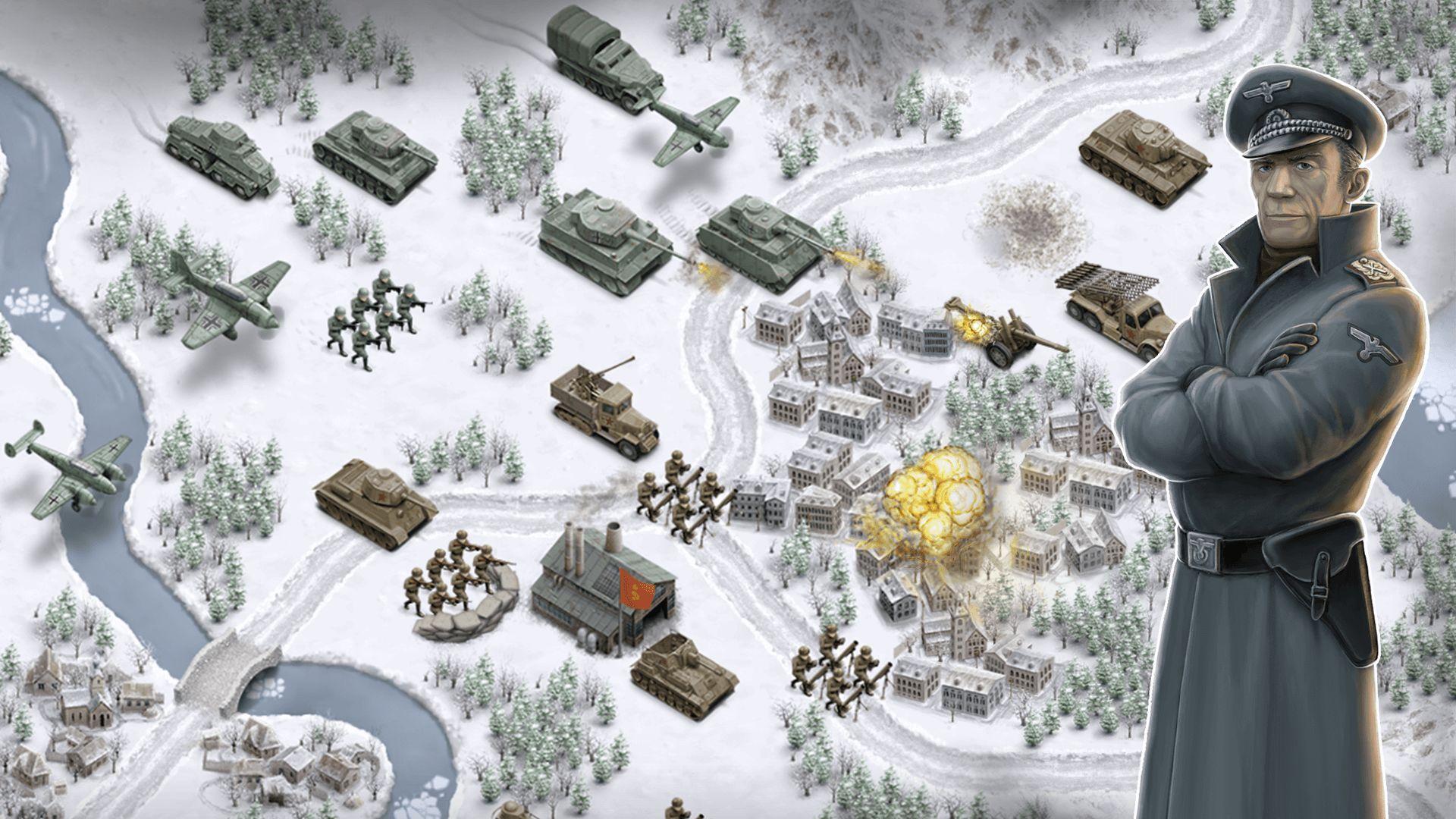 1941 Frozen Front Screenshot 5
