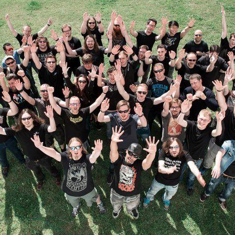 HandyGames Team Foto 2017