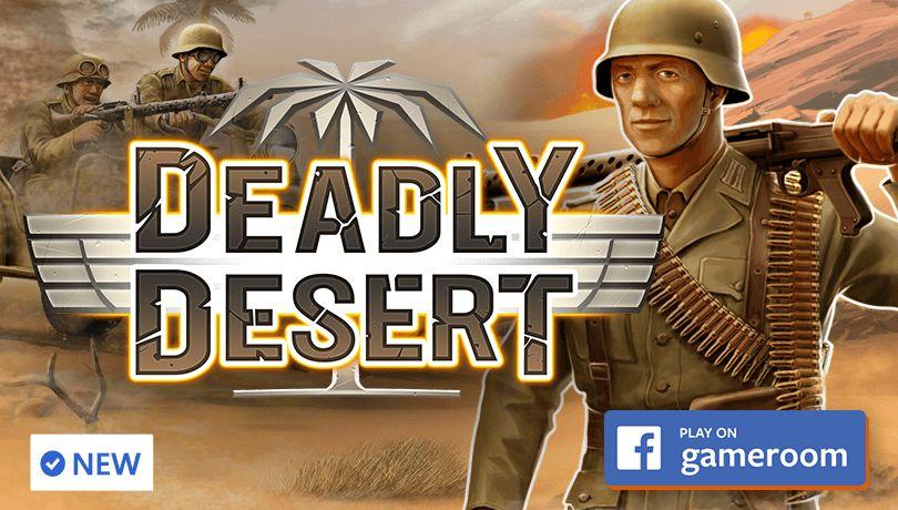 1943 Deadly Desert ~ Facebook Gameroom release