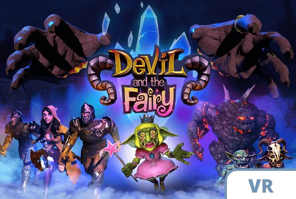 Devil and the Fairy - Slider Image