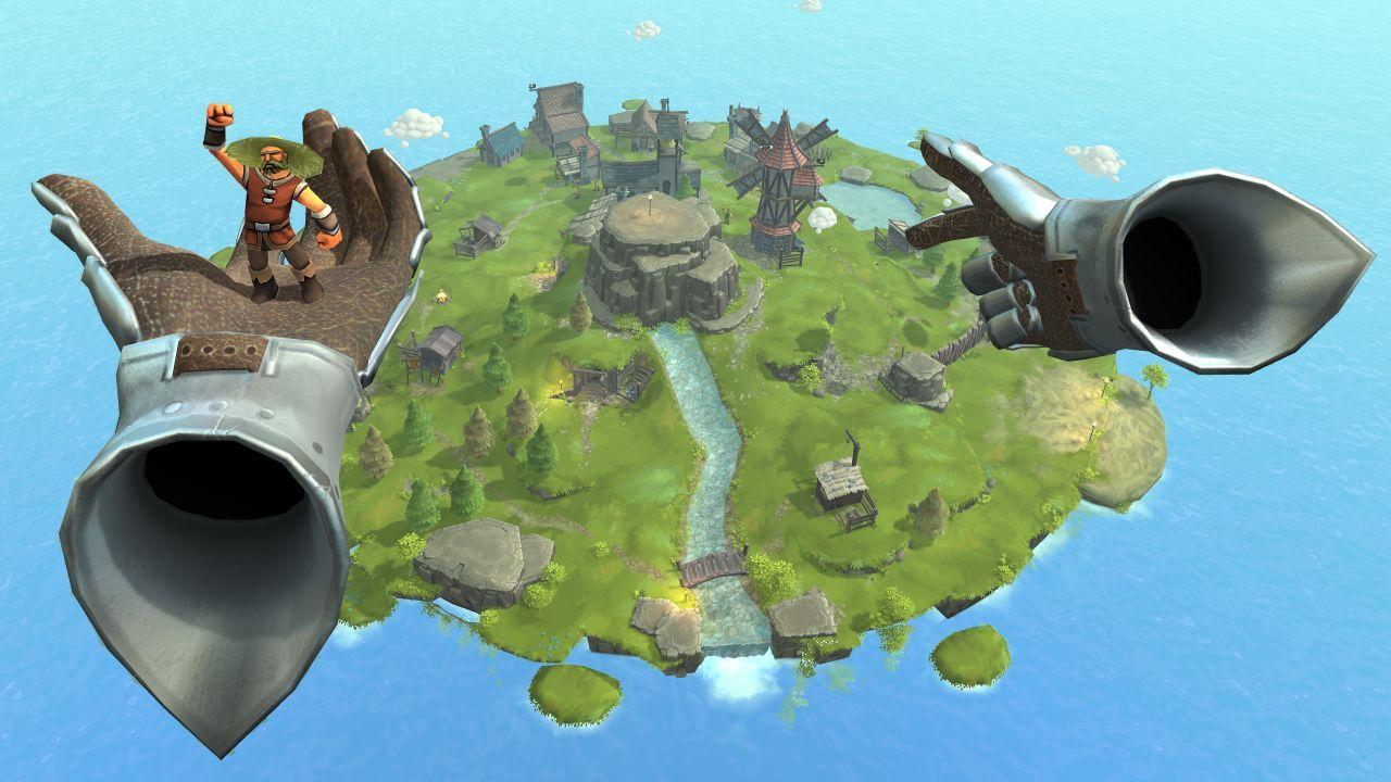 Townsmen VR Screenshot 01