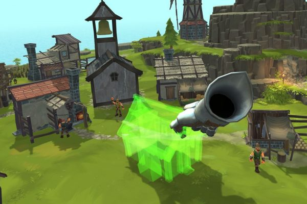 Townsmen VR Screenshot 02