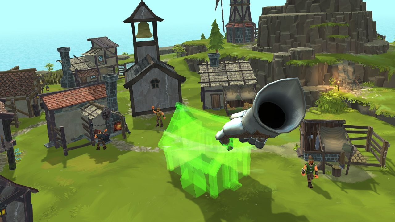 Townsmen VR Screenshot 02