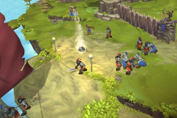 Townsmen VR Screenshot 04