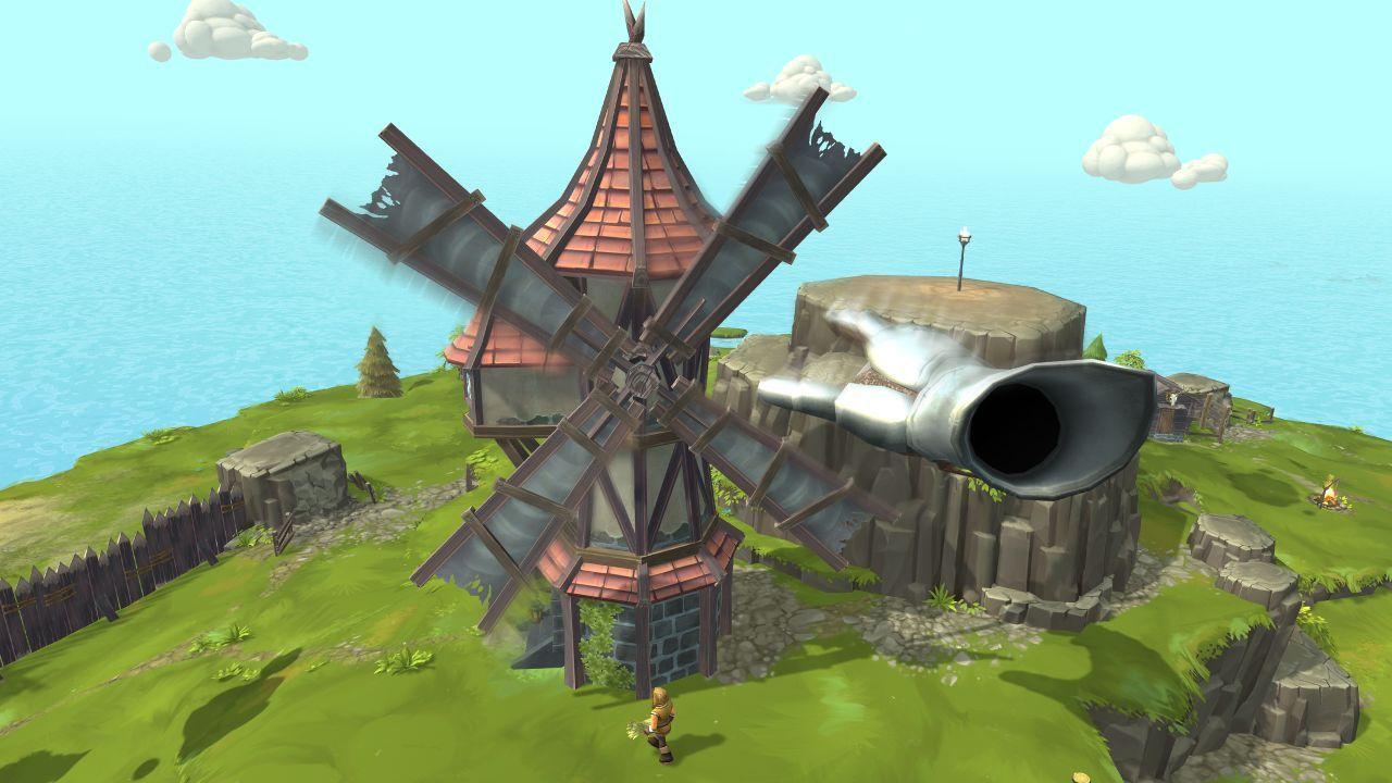 Townsmen VR Screenshot 05