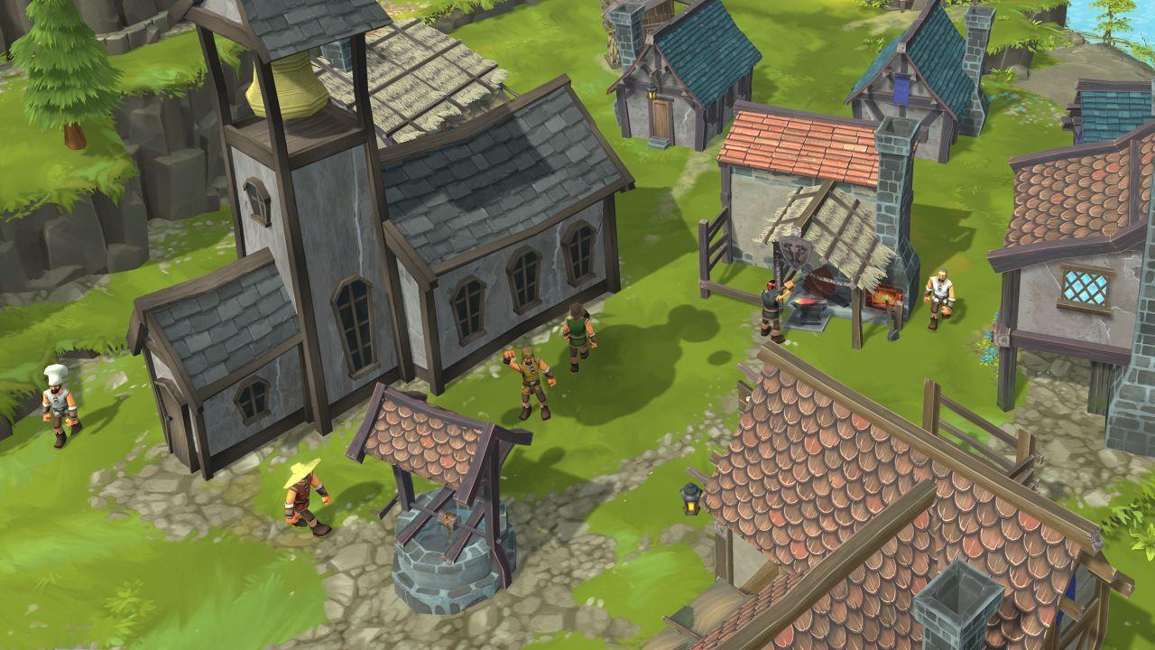 Townsmen VR Screenshot 06