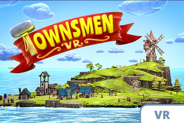 Townsmen VR Featured Image