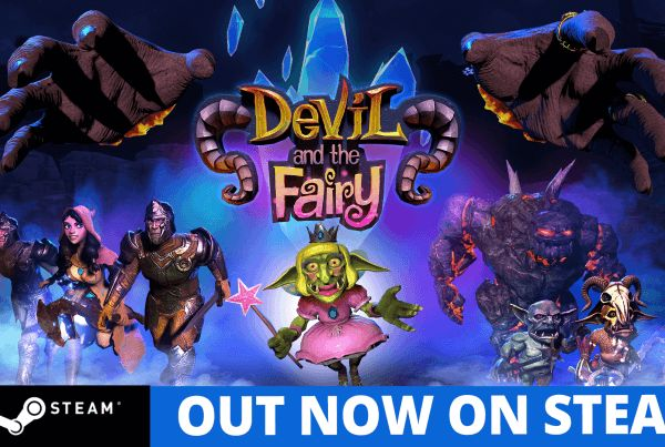 Devil and the Fairy out now release steam
