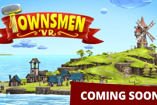 medieval vr townsmen coming soon