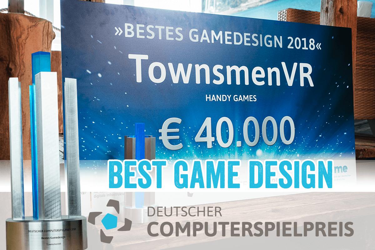 DCP 2018 TownsmenVR
